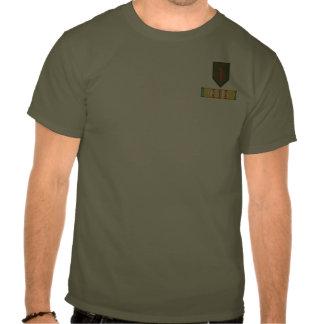 1st Infantry Division UH-1 Huey Door Gunner Shirt