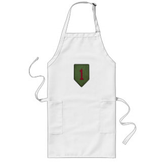 1st infantry division vietnam war vets bbq apron