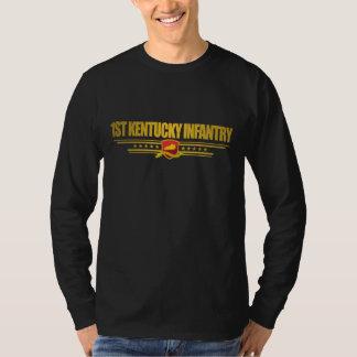 1st Kentucky Infantry Apparel T-shirt