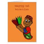 1st Kwanzaa Card