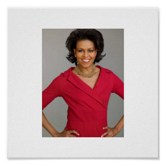 1ST LADY MICHELLE OBAMA POSTER