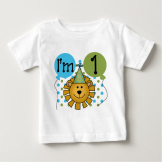 1st Lion Birthday Tshirts and Gifts