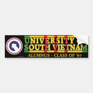 1st Logistics Cmd. - U of South Vietnam Sticker