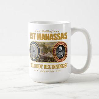 1st Manassas (FH2) Coffee Mug