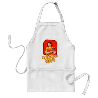 1st March - Fruit Compote Day - Appreciation Day Adult Apron