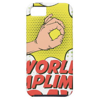 1st March - World Compliment Day iPhone SE/5/5s Case