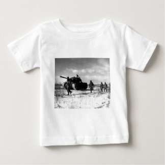 1st Marine Division Moving Through the Chosin Baby T-Shirt