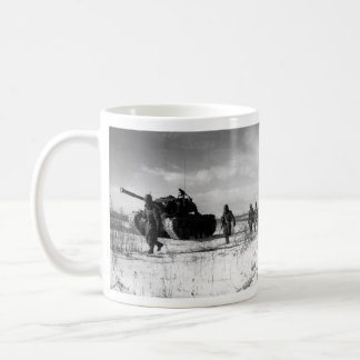 1st Marine Division Moving Through the Chosin Coffee Mug