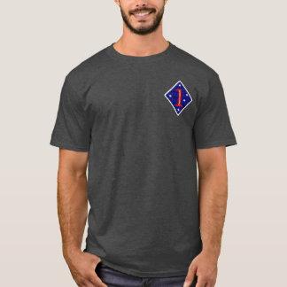 1st Marine Division T-Shirt
