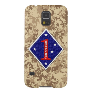 """1st Marine Division """"The Old Breed"""" Galaxy S5 Case"""