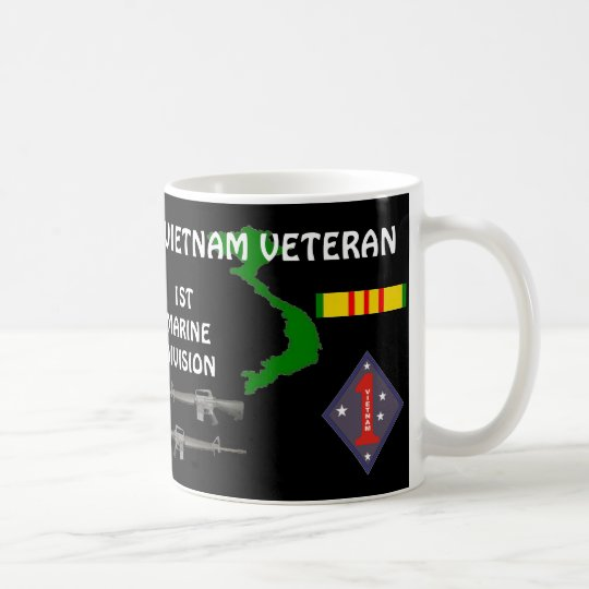 1st Marine Vietnam Coffee Mug 2/b