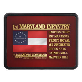 1st Maryland Infantry (BA2) Hitch Cover