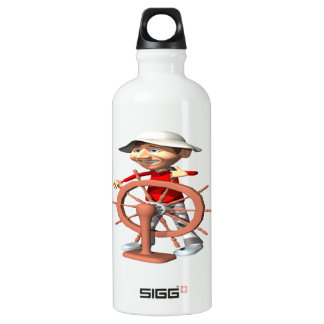 1st Mate SIGG Traveler 0.6L Water Bottle