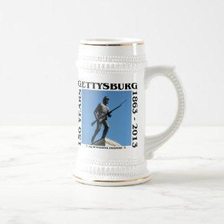 1st Minnesota Infantry - 150th Anniv. Gettysburg Beer Stein