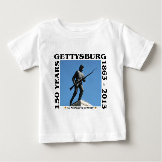 1st Minnesota Infantry - 150th Gettysburg T Shirt