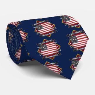 1st Minnesota Infantry Neck Tie