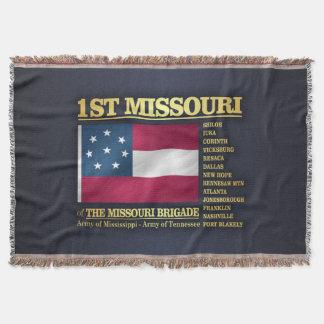 1st Missouri Infantry (BA2) Throw