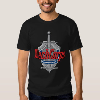 1st Mobile Armor Division 002 - MechCorps T-shirt