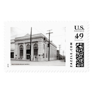 1st national bank postage