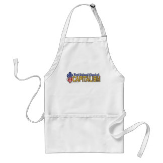 1st National Church of Capitalism Adult Apron