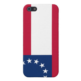 1st National Confederate Flag iPhone 4 Case
