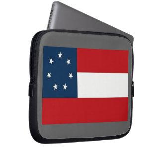 1st NATIONAL FLAG CSA Computer Sleeve