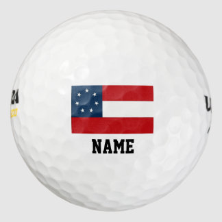 1st NATIONAL FLAG CSA Golf Balls