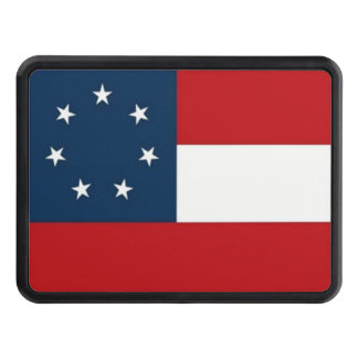 1st National Flag CSA Trailer Hitch Cover