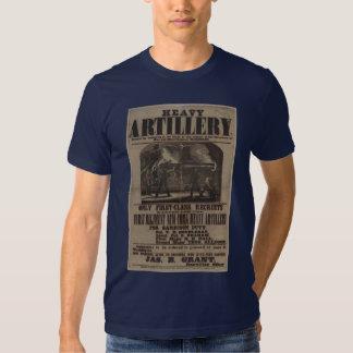 1st New York Heavy Artillery Tshirts