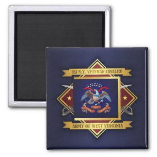 1st New York Veteran Cavalry Magnet