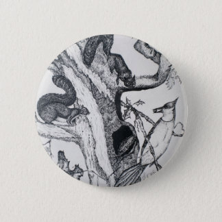 1st PEN AND INK (Quill) Button