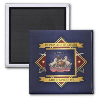 1st Pennsylvania Cavalry Magnet