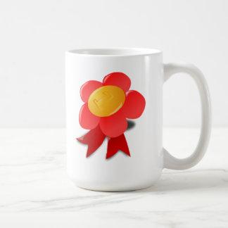 1st Place Ribbon Coffee Mug