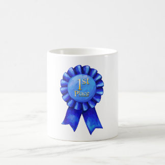 1st Place Ribbon Mug