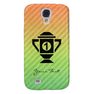 1st Place Trophy Design Galaxy S4 Cover