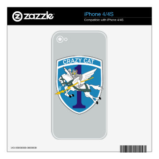 1st Radio Research Company (RR) iPhone 4 Decals