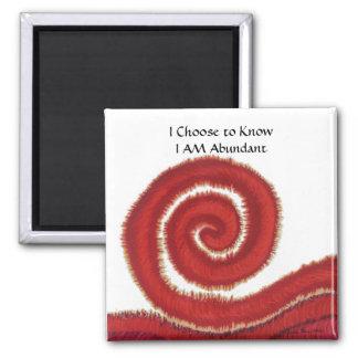 1st-Root Chakra #1: I Choose to Know I Am Abundant Magnet