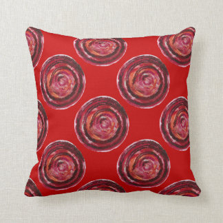 1st-Root Chakra Artwork #2 Throw Pillow