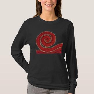 1st-Root Chakra Healing Artwork #1 T-Shirt