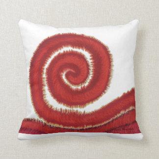 1st-Root Chakra Healing Artwork #1 Throw Pillow