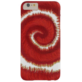 1st-Root Chakra Red Spiral Artwork #1 Barely There iPhone 6 Plus Case