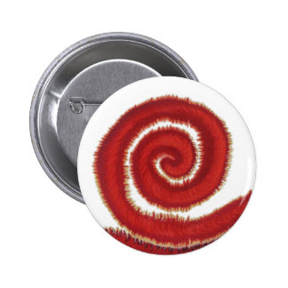 1st-Root Chakra Red Spiral Artwork #1 Button