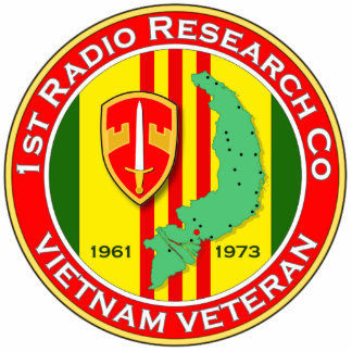 1st RRC 2 - ASA Vietnam Statuette