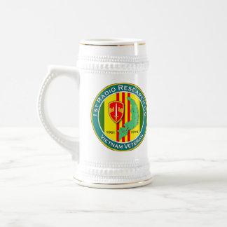 1st RRC - ASA Vietnam Beer Stein