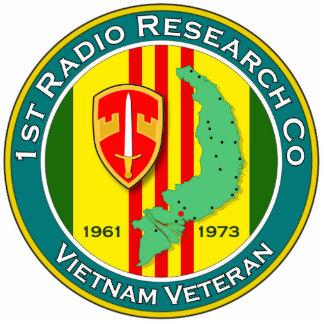 1st RRC - ASA Vietnam Statuette