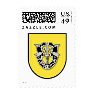 1st SFG-A 1 Postage Stamp
