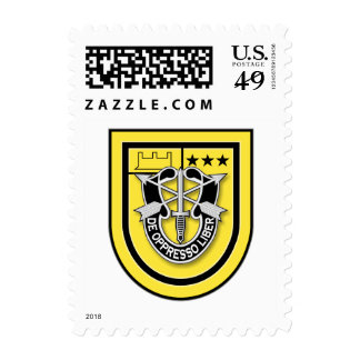 1st SFG-A 6 FANK Stamps