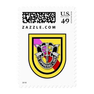 1st SFG-A 6 Haiti Postage