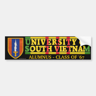 1st Signal Bde. - U of South Vietnam Sticker