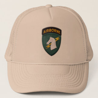 1st SOCOM Special Ops Veterans Vets patch Trucker Hat